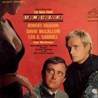 Hugo Montenegro - Theme From The Man From U.N.C.L.E.