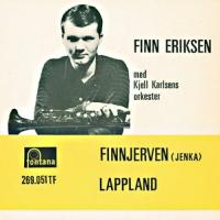 Finn EriksenMed Kjell Karlsens Orkester - Lappland