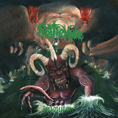 Rottrevore - Dismal Fate