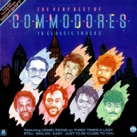 The Commodores - The Commodores ?– The Very Best Of Commodores