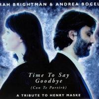 Sarah Brightman - Time To Say Goodbye (Con Te Partirò)