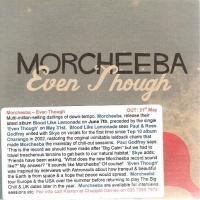 Morcheeba - Even Though