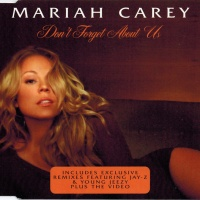 Mariah Carey - Don't Forget About Us