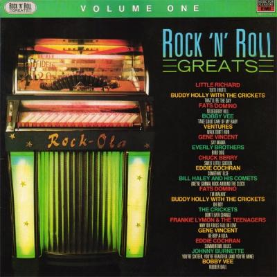 Eddie Cochran - Rock 'N' Roll Greats Volume 1