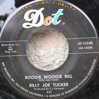 Billy Joe Tucker - Boogie Woogie Bill