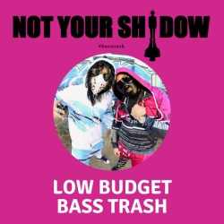 Not Your Shadow - Low Budget Bass Trash