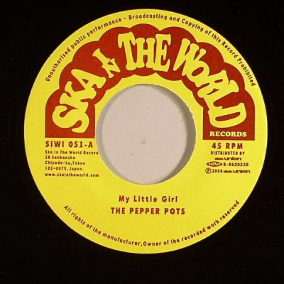 The Pepper Pots - My Little Girl