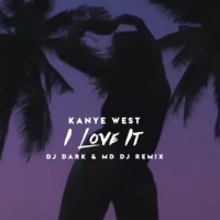 Kanye West - I Love It (Dj Dark & MD Dj Remix) - Official Video