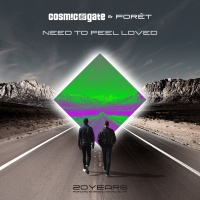 Cosmic Gate - Need To Feel Loved