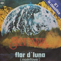 Santana - Flor D'luna (Moonflower)