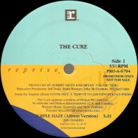 The Cure - Purple Haze