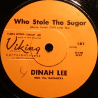 Dinah Leewith The Kavaliers - Rock Around The Clock