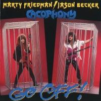 Marty Friedman/ Jason Becker, Cacophony - Images