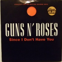 Guns N' Roses - Since I Don't Have You (Radio Version)