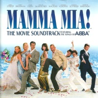 ABBA - Mamma Mia! (The Movie Soundtrack Featuring The Songs Of ABBA)