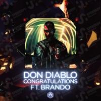 Don Diablo feat. Brando - Congratulations