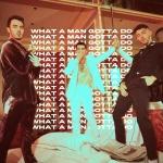 Jonas Brothers — What A Man Gotta Do