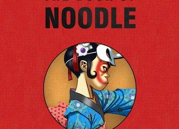 Gorillaz издали книгу приключений про Нудл