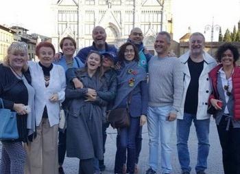 Алексей Кортнев празднует юбилей во Флоренции