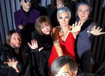 «Би-2» сняли клип с российскими рок-звездами