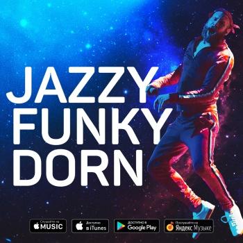 Иван Дорн с концертным альбомом Jazzy Funky Dorn