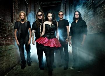 Evanescence выступят в Москве в новом составе