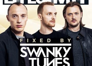 Свежайшая компиляция от легендарного трио Swanky Tunes