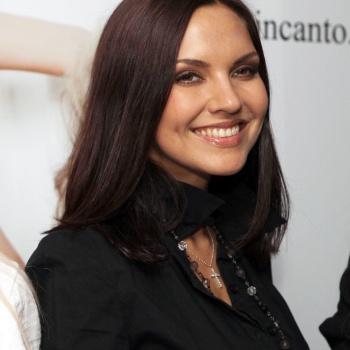 Надя Ручка поведала о замужестве, о материнстве и хороших врачах