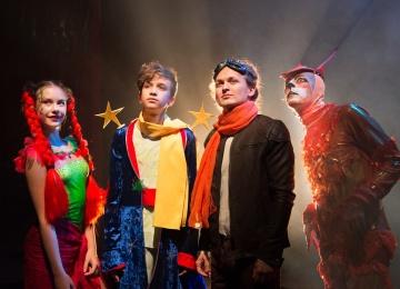"""В Москве состоится премьера циркового мюзикла «Маленький принц». В главной роли - финалист """"Голос.Дети"""""""