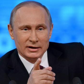 Владимиру Путину - 65! Вспоминаем самые яркие высказывания президента РФ