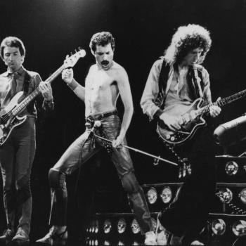 Музыканты Queen выпустят  неизвестную песню Фредди Меркьюри