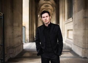 Павел Дуров планирует собрать около $500 млн. на новой криптовалюте