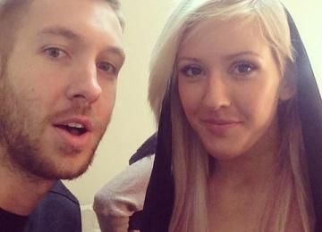 Ellie Goulding и Calvin Harris  создали совместный трек