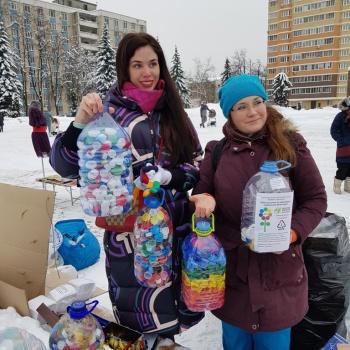 Эко-волонтер Анна Телегина : «Раздельный сбор мусора – это несложно!»