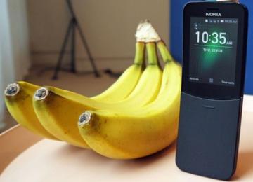 Nokia сделала рестайлинговый «телефон-банан» из «Матрицы»