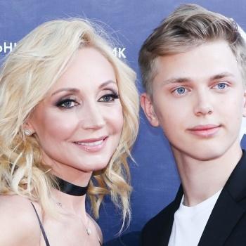 Кристина Орбакайте поздравила сына с днем рождения
