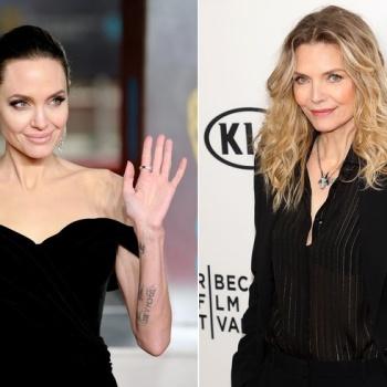 Анджелина Джоли не терпит конкуренции