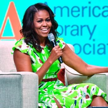 Мишель Обама пришла на концерт Бейонсе в коротких шортах