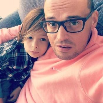 Гуф поделился милым снимком с сыном