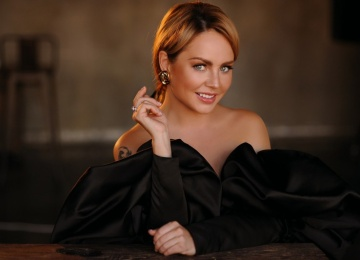 Певица МакSим дала интервью о своей жизни