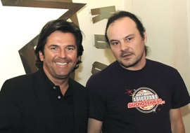 with Thomas Anders