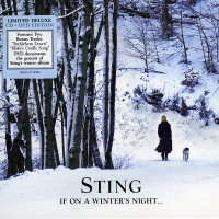 Sting - You Only Cross My Mind in Wint