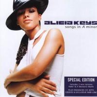 Alicia Keys - Songs In A Minor CD1