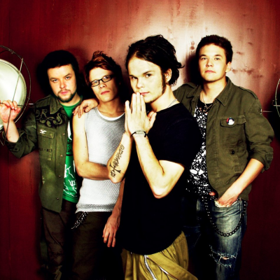 The Rasmus - October And April