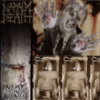 Napalm Death - Constitutional Hell