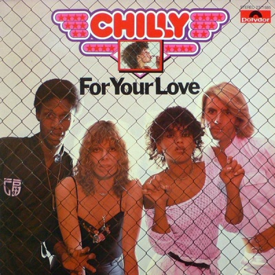 Chilly - Dance With Me