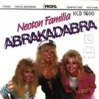 Neoton Família - Abrakadabra (Album)