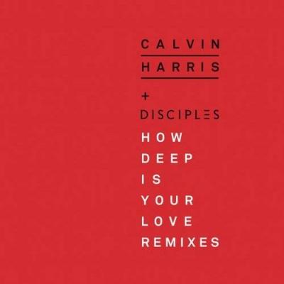 Calvin Harris - How Deep Is Your Love (Remix)
