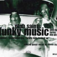 Utah Saints - II. Funky Music (Single)