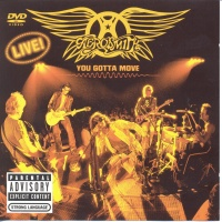 Aerosmith - You Gotta Move (CD 2) (Live)